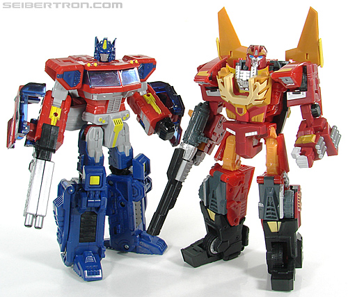 Transformers 3rd Party Products TFX-04 Protector (Rodimus Prime) (Image #399 of 430)