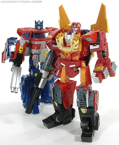 Transformers 3rd Party Products TFX-04 Protector (Rodimus Prime) (Image #400 of 430)