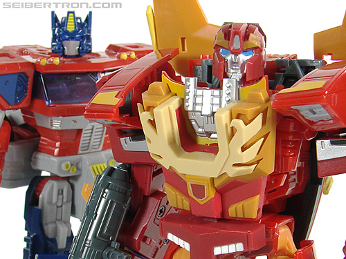 Transformers 3rd Party Products TFX-04 Protector (Rodimus Prime) (Image #402 of 430)
