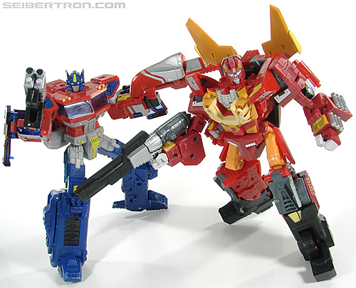 Transformers 3rd Party Products TFX-04 Protector (Rodimus Prime) (Image #403 of 430)