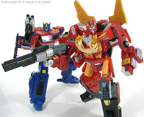 Transformers 3rd Party Products TFX-04 Protector (Rodimus Prime) (Image #404 of 430)
