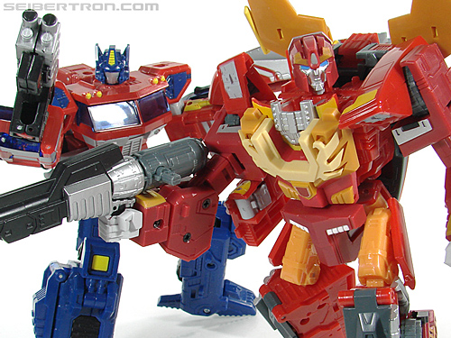 Transformers 3rd Party Products TFX-04 Protector (Rodimus Prime) (Image #405 of 430)
