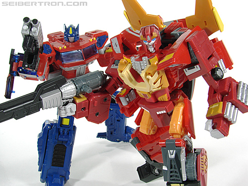 Transformers 3rd Party Products TFX-04 Protector (Rodimus Prime) (Image #406 of 430)