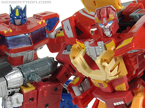 Transformers 3rd Party Products TFX-04 Protector (Rodimus Prime) (Image #407 of 430)