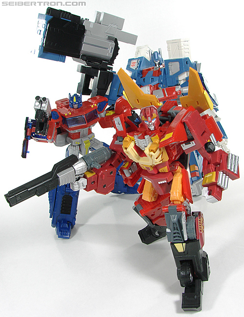Transformers 3rd Party Products TFX-04 Protector (Rodimus Prime) (Image #408 of 430)