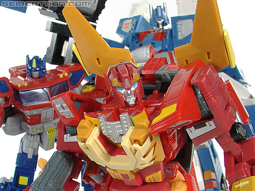 Transformers 3rd Party Products TFX-04 Protector (Rodimus Prime) (Image #410 of 430)