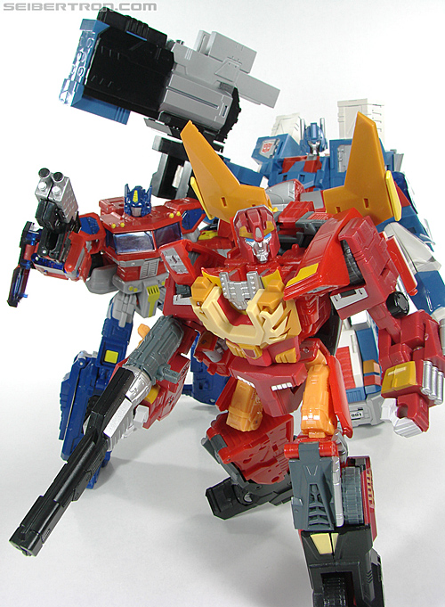 Transformers 3rd Party Products TFX-04 Protector (Rodimus Prime) (Image #411 of 430)