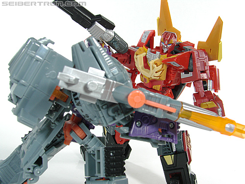 Transformers 3rd Party Products TFX-04 Protector (Rodimus Prime) (Image #415 of 430)
