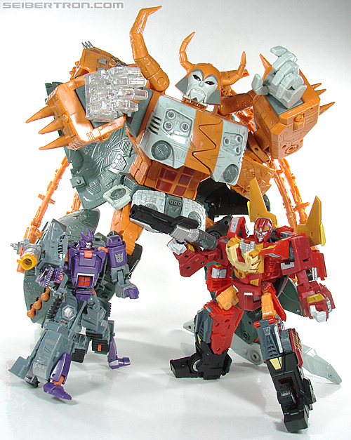 Transformers 3rd Party Products TFX-04 Protector (Rodimus Prime) (Image #417 of 430)