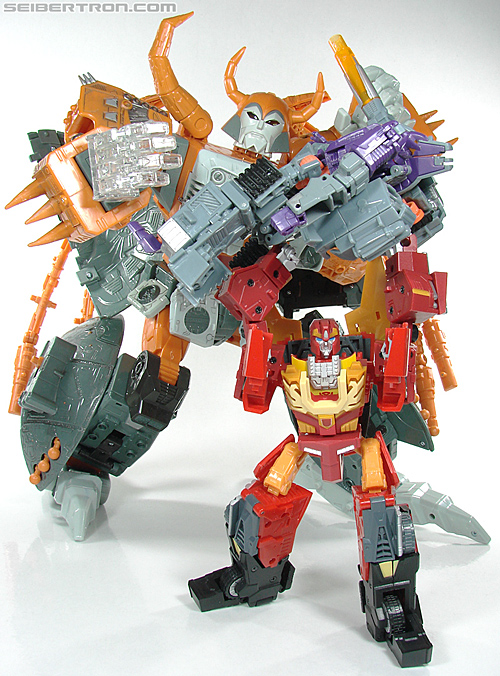 Transformers 3rd Party Products TFX-04 Protector (Rodimus Prime) (Image #419 of 430)