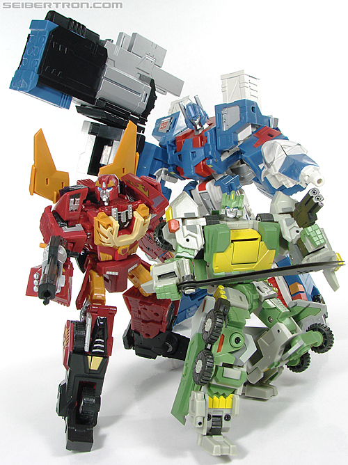Transformers 3rd Party Products TFX-04 Protector (Rodimus Prime) (Image #420 of 430)