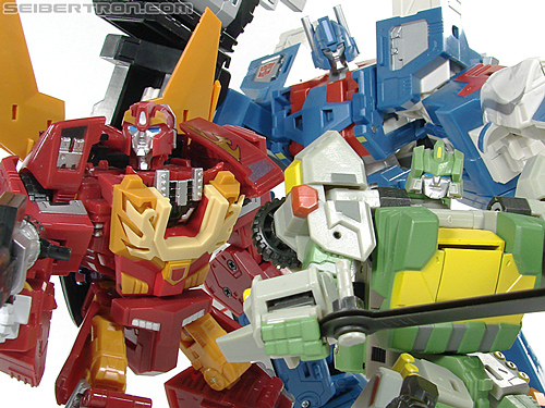 Transformers 3rd Party Products TFX-04 Protector (Rodimus Prime) (Image #422 of 430)
