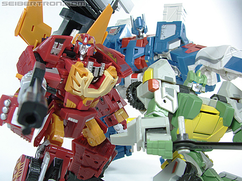 Transformers 3rd Party Products TFX-04 Protector (Rodimus Prime) (Image #423 of 430)