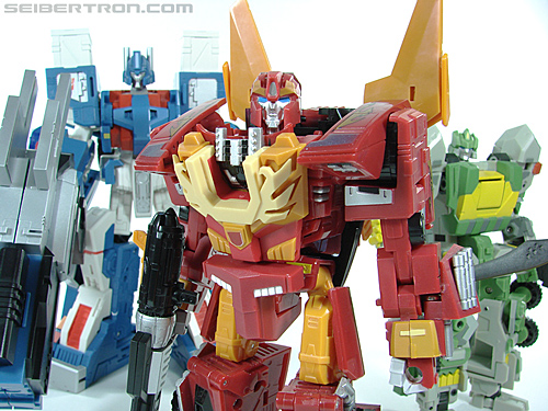 Transformers 3rd Party Products TFX-04 Protector (Rodimus Prime) (Image #429 of 430)