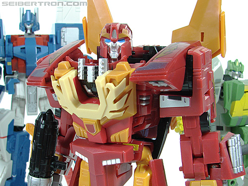 Transformers 3rd Party Products TFX-04 Protector (Rodimus Prime) (Image #430 of 430)
