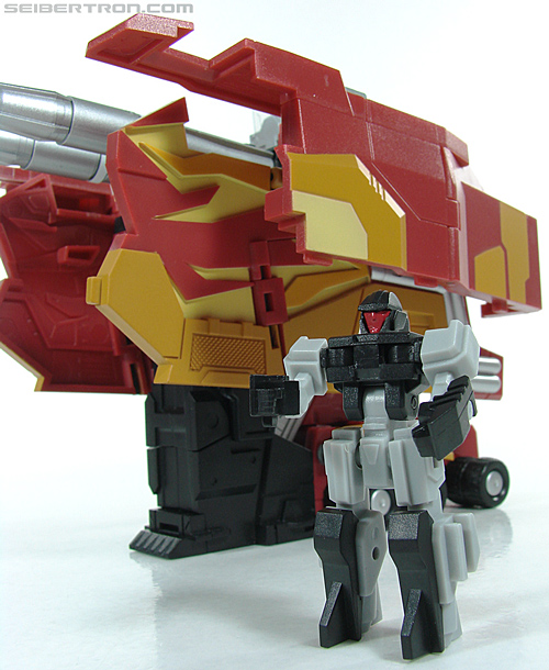 Transformers 3rd Party Products TFX-05 Sidearm (Firebolt) (Image #5 of 104)