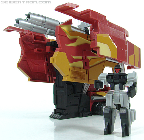 Transformers 3rd Party Products TFX-05 Sidearm (Firebolt) (Image #6 of 104)