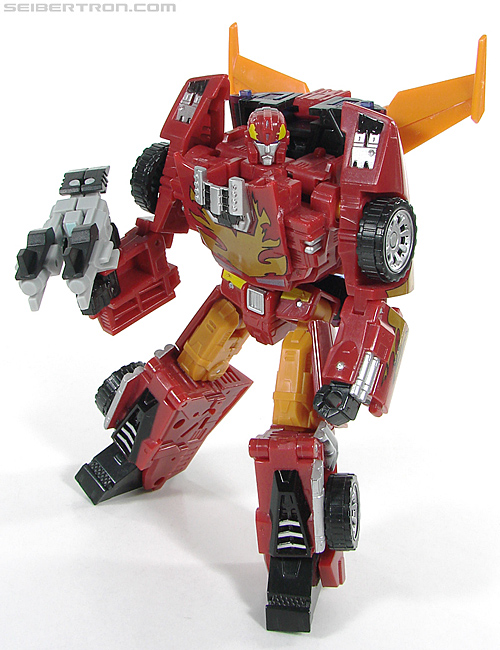 Transformers 3rd Party Products TFX-05 Sidearm (Firebolt) (Image #28 of 104)