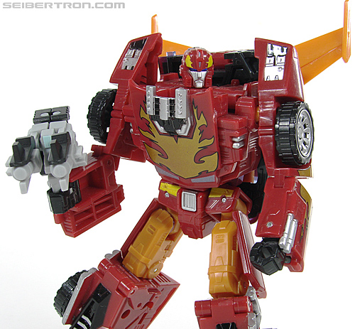 Transformers 3rd Party Products TFX-05 Sidearm (Firebolt) (Image #29 of 104)
