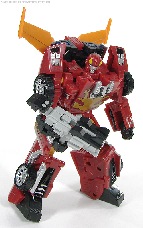 Transformers 3rd Party Products TFX-05 Sidearm (Firebolt) (Image #32 of 104)
