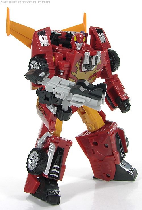 Transformers 3rd Party Products TFX-05 Sidearm (Firebolt) (Image #33 of 104)