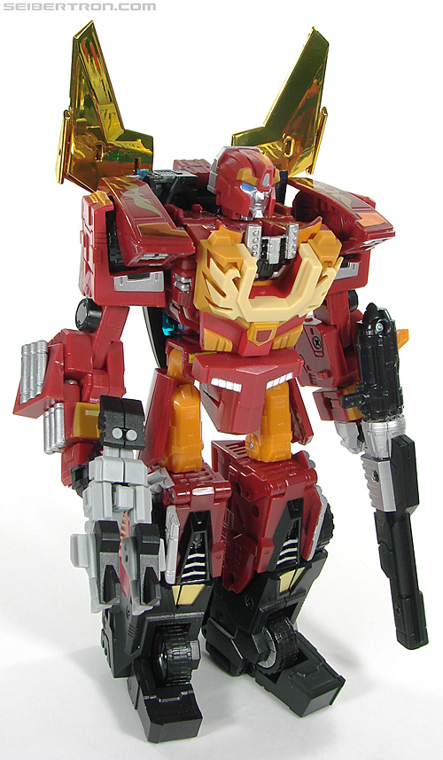 Transformers 3rd Party Products TFX-05 Sidearm (Firebolt) (Image #36 of 104)