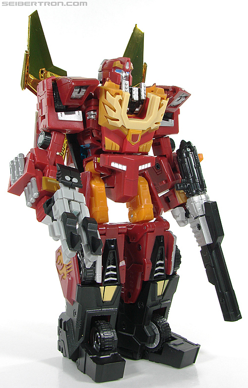 Transformers 3rd Party Products TFX-05 Sidearm (Firebolt) (Image #37 of 104)