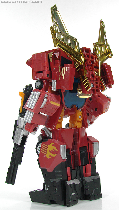 Transformers 3rd Party Products TFX-05 Sidearm (Firebolt) (Image #41 of 104)