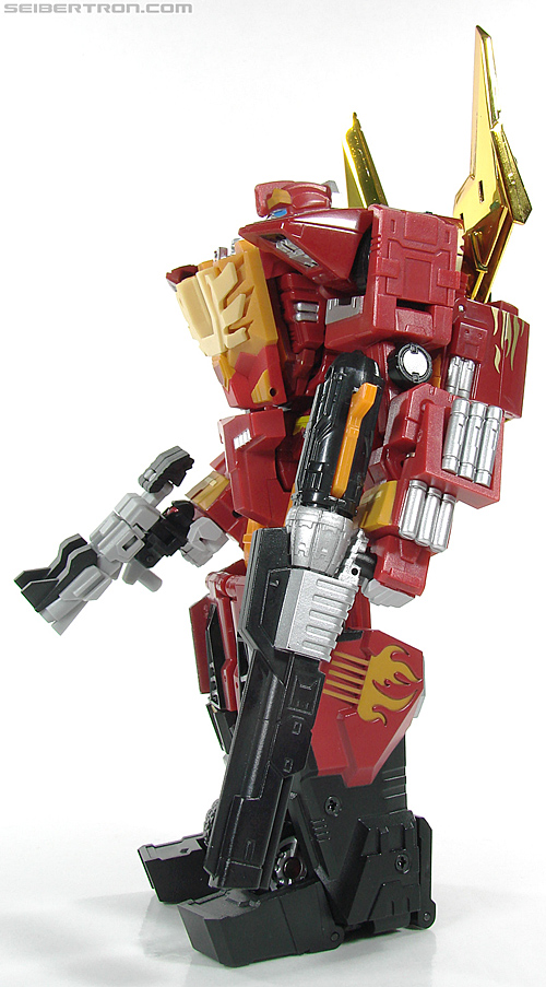 Transformers 3rd Party Products TFX-05 Sidearm (Firebolt) (Image #42 of 104)