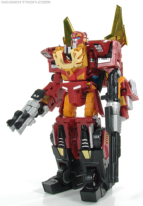 Transformers 3rd Party Products TFX-05 Sidearm (Firebolt) (Image #43 of 104)