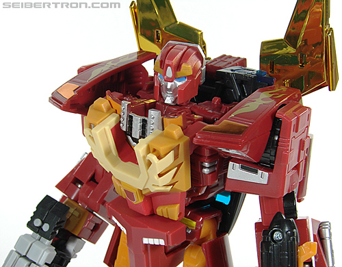 Transformers 3rd Party Products TFX-05 Sidearm (Firebolt) (Image #45 of 104)