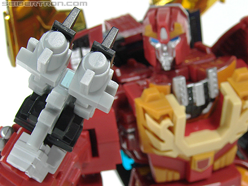 Transformers 3rd Party Products TFX-05 Sidearm (Firebolt) (Image #48 of 104)