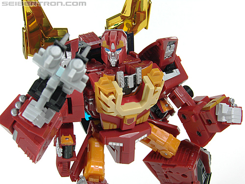 Transformers 3rd Party Products TFX-05 Sidearm (Firebolt) (Image #49 of 104)