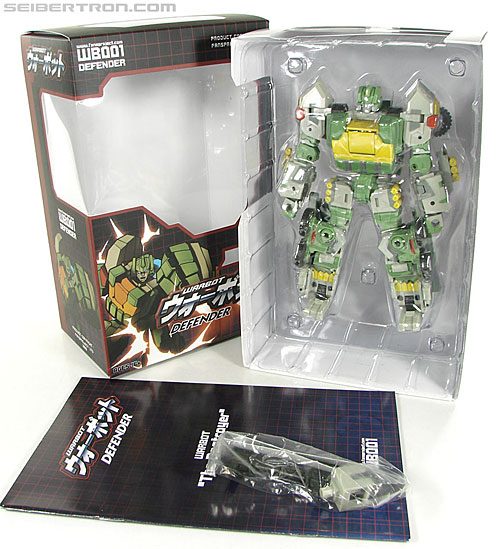 Transformers 3rd Party Products WB001 Warbot Defender (Springer) (Image #7 of 184)