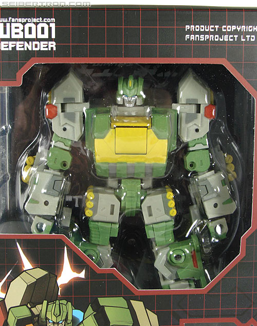 Transformers 3rd Party Products WB001 Warbot Defender (Springer) (Image #8 of 184)