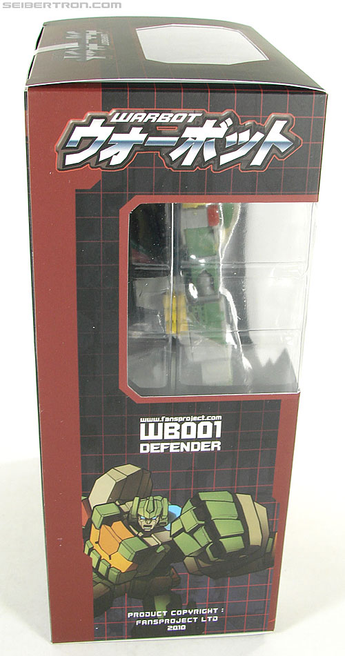 Transformers 3rd Party Products WB001 Warbot Defender (Springer) (Image #12 of 184)