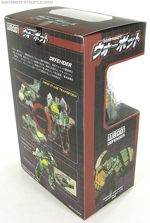 Transformers 3rd Party Products WB001 Warbot Defender (Springer) (Image #13 of 184)