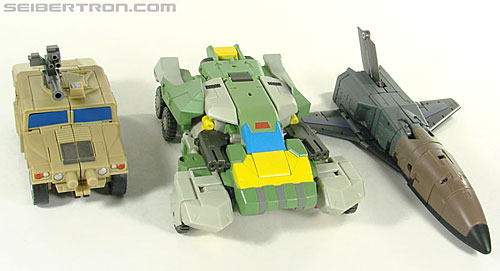 Transformers 3rd Party Products WB001 Warbot Defender (Springer) (Image #21 of 184)