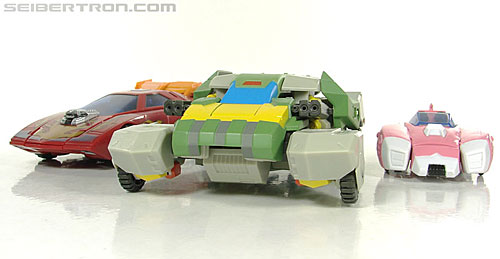 Transformers 3rd Party Products WB001 Warbot Defender (Springer) (Image #23 of 184)