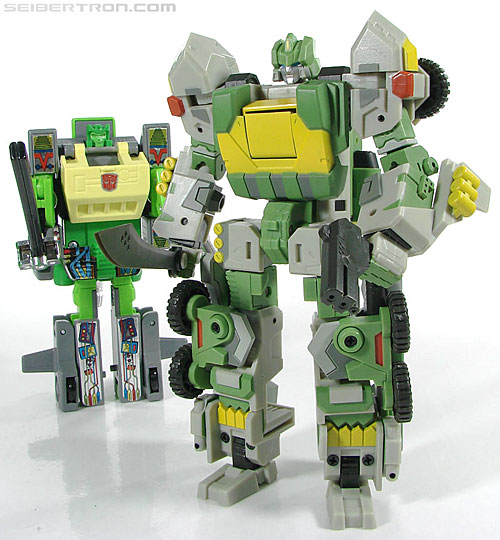 Transformers 3rd Party Products WB001 Warbot Defender (Springer) (Image #134 of 184)