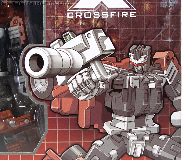 Transformers 3rd Party Products Crossfire CA-01 Warcry (Image #5 of 224)