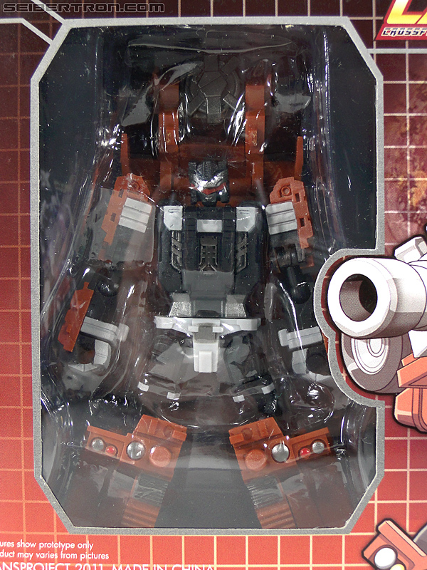 Transformers 3rd Party Products Crossfire CA-01 Warcry (Image #7 of 224)
