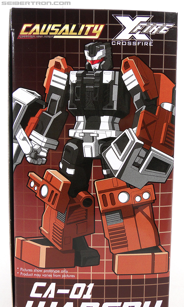 Transformers 3rd Party Products Crossfire CA-01 Warcry (Image #10 of 224)