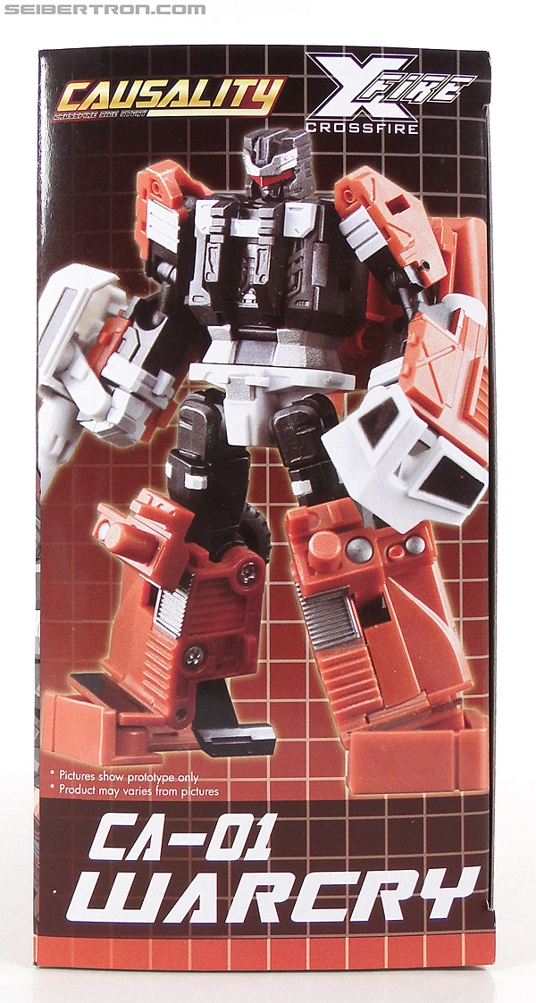 Transformers 3rd Party Products Crossfire CA-01 Warcry (Image #18 of 224)