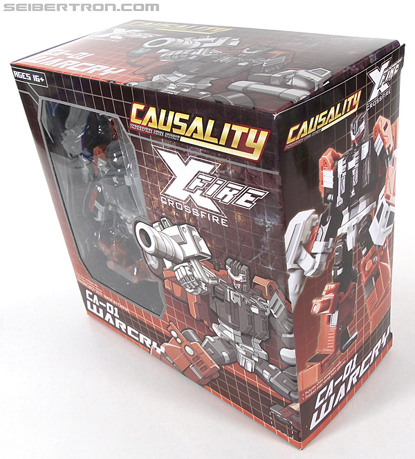 Transformers 3rd Party Products Crossfire CA-01 Warcry (Image #20 of 224)