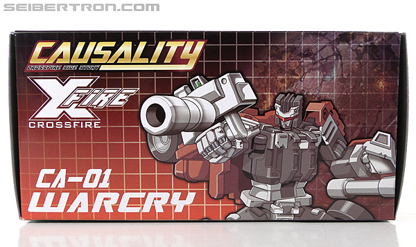Transformers 3rd Party Products Crossfire CA-01 Warcry (Image #21 of 224)
