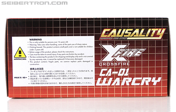 Transformers 3rd Party Products Crossfire CA-01 Warcry (Image #22 of 224)