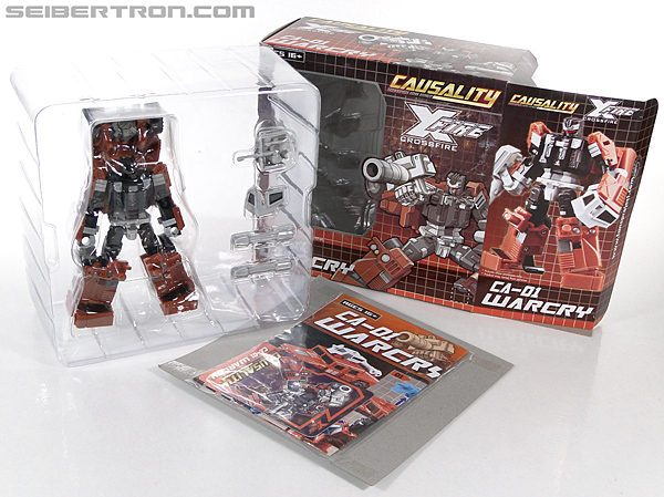 Transformers 3rd Party Products Crossfire CA-01 Warcry (Image #24 of 224)