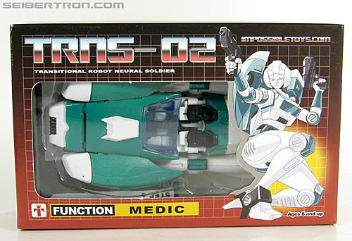 Transformers 3rd Party Products TRNS-02 Medic (Paradron Medic) (Image #3 of 122)