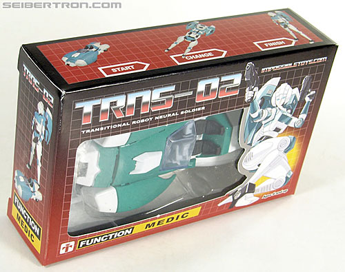 Transformers 3rd Party Products TRNS-02 Medic (Paradron Medic) (Image #6 of 122)